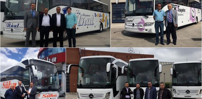 Mercedes Benz Tourismo İlk Tercih