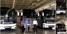 Özkaymak ; Entegre Otobüs Taşımacılığın Öncüsü Yenileniyor.