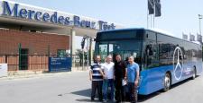 Mercedes Benz Türk'den Yakıt Eğitimi