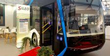 Yerli Elektrikli Otobüs Tcv-Sileo Busworld'de