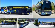 Fenerbahçe Spor Klubü'ne Yeni TOURİSMO