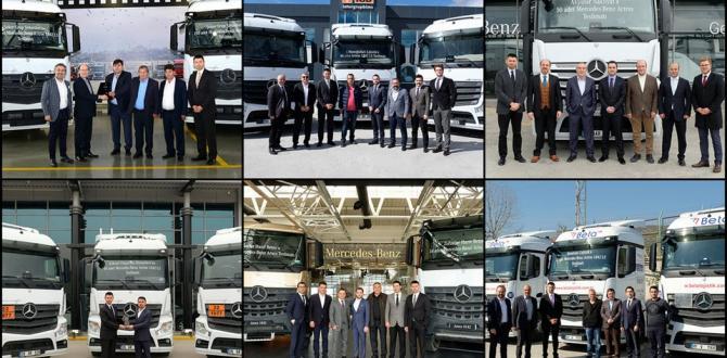 Mercedes Kamyon Krize Rağmen Satıyor