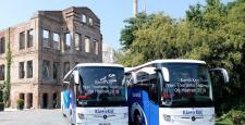 Kamil Koç'a Yılın Teslimatı