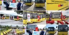 Bosnalıların Otobüsleri Türkiye'den