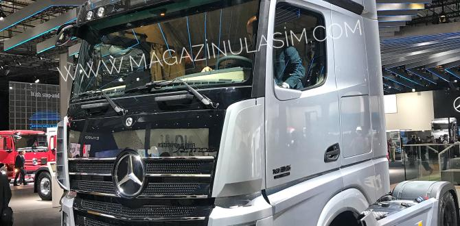 Mercedes Benz Yeni Actros Edition 1