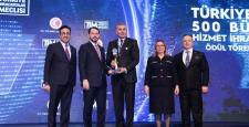 Türkiye'nin En Büyük Hizmet İhracatçısı Mercedes Benz