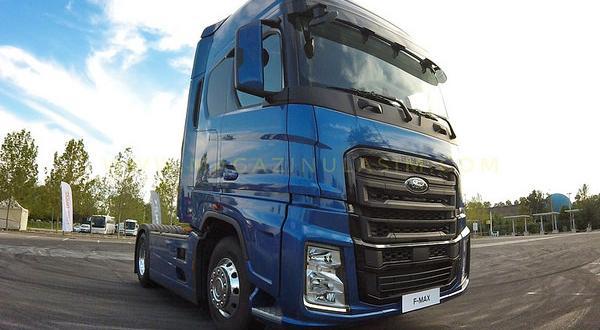 Ford Trucks Batı Avrupa Pazarına Öncelik Verdi