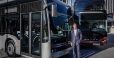 Daimler 30.900 Otobüs ve Şasi sattı.