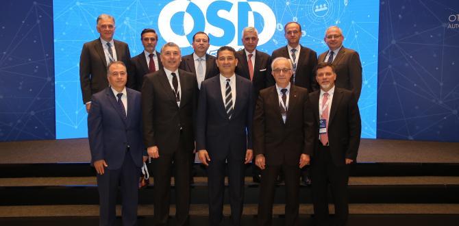 OSD'den Mercedes-Benz Türk'e iki büyük ödül!