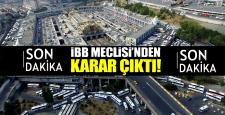 İstanbul Otogarı İSPARK'a Devroldu