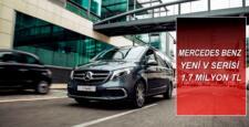 Mercedes-Benz Yeni V Türkiye'de