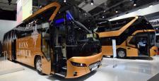 Man Busworld Fuarı'nda Yeniliklerini Sergiledi