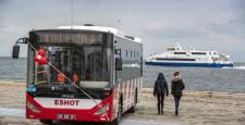 İzmir'e 15 adet Otokar Kent