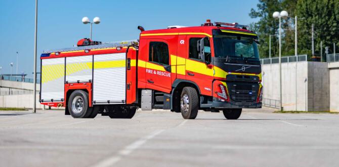 Yeni Volvo FM/FMX Kamu Özel Serisi Tanıtıldı