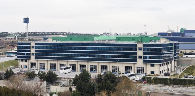 Mercedes Benz Türk Hoşdere ve Aksaray Teknoloji İhrac Ediyor