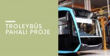 Troleybüs Metrobüs Hattı İçin Uygun Değil
