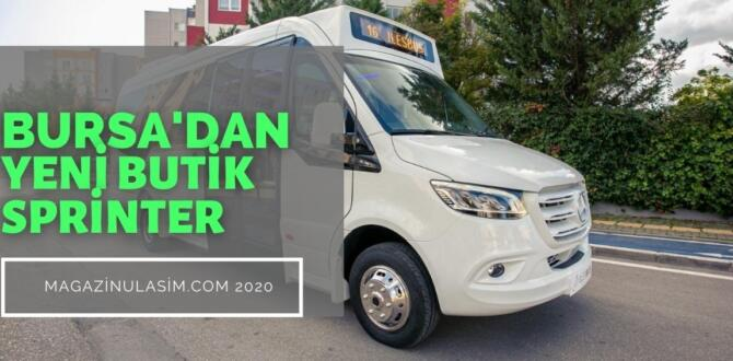 Bursa'dan Sprinter İ-City