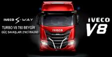 İVECO S WAY V8 780 GÜÇ SAVAŞINA HAZIRLANIYOR