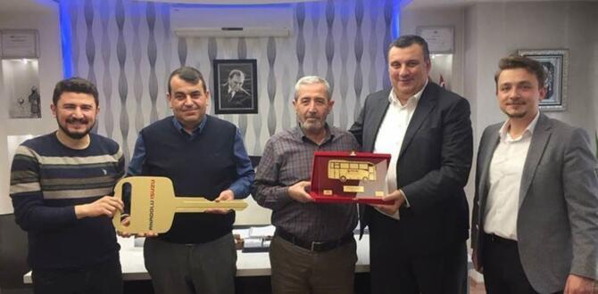 Kayseri'ye 12 Novo Lux