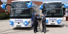 Kamil Koç'dan 10 Adet Yeni Tourismo Yatırımı