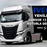 Iveco S Way Yenilendi