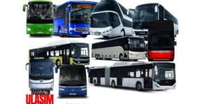 Otobüs Minibüs Midibüs İhracatı 87 Milyon Dolar Oldu