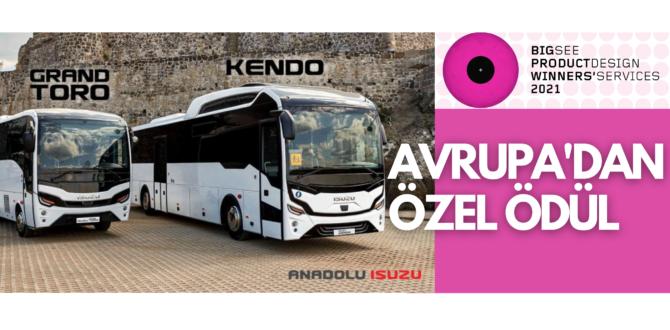 Anadolu Isuzu'nun Yeni Tasarım Dili